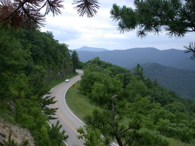 Nearby: Skyline Drive's famous vistas.